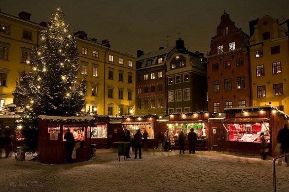 Christmas In Sweden.Christmas Around The World Sweden Lessons Tes Teach