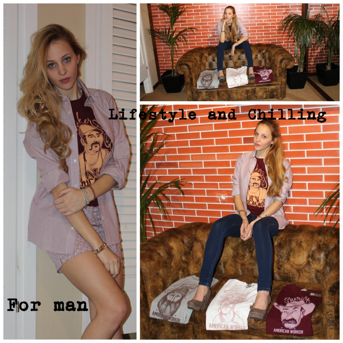 lifestyleandchilling for Collegestore Manhattan