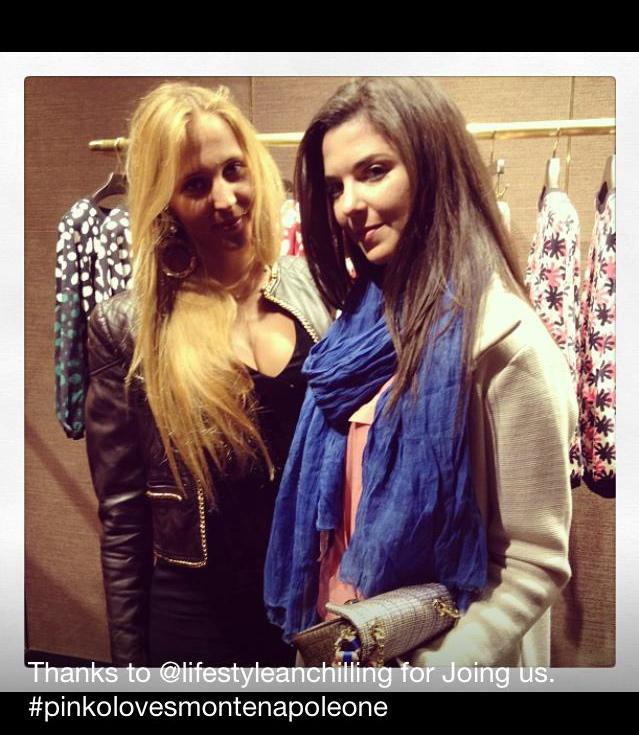 Fabiola Yvonne Bobbio e Carlotta Frisione Tassara  Lifestyle & Chilling