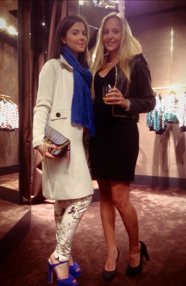 Carlotta Frisione Tassara e Fabiola Yvonne Bobbio for Lifestyle & Chilling