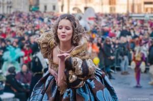 Julia Nasi Carnevale di Venezia 2014