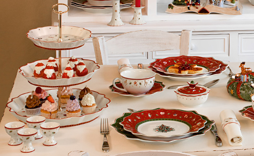 Villeroy boch christmas is in the air lifestyle - Villeroy y bosch ...